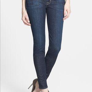 Hudson Colette Mid Rise Jeans | Size 25